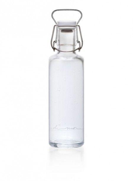 """Wasserflasche """"Einfach nur Wasser"""""""