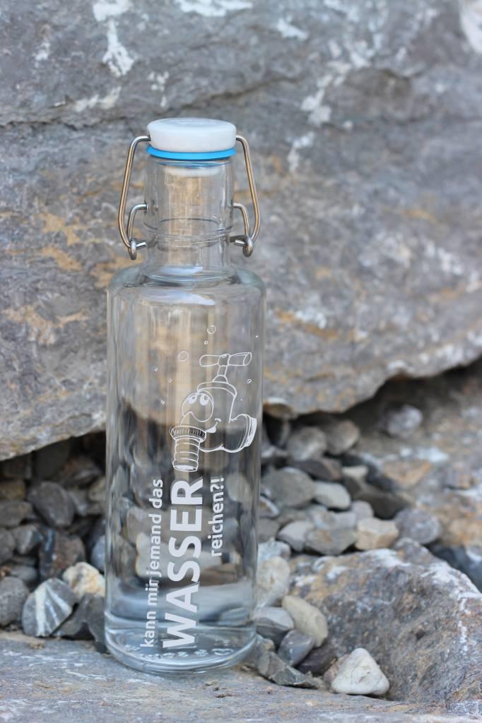 """Flasche """"Wasserhahn"""""""