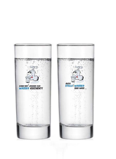 Wasserglas Set