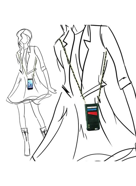 BYBI Smart Accessories I Am Stylish Hoesje Groen iPhone 6S/6