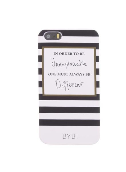 BYBI Lifestyle Fashion Brand In Order To Be Irreplaecable iPhone SE