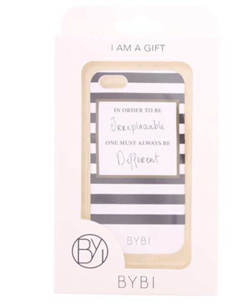 BYBI Lifestyle Fashion Brand In Order To Be Irreplaecable iPhone 6S/6