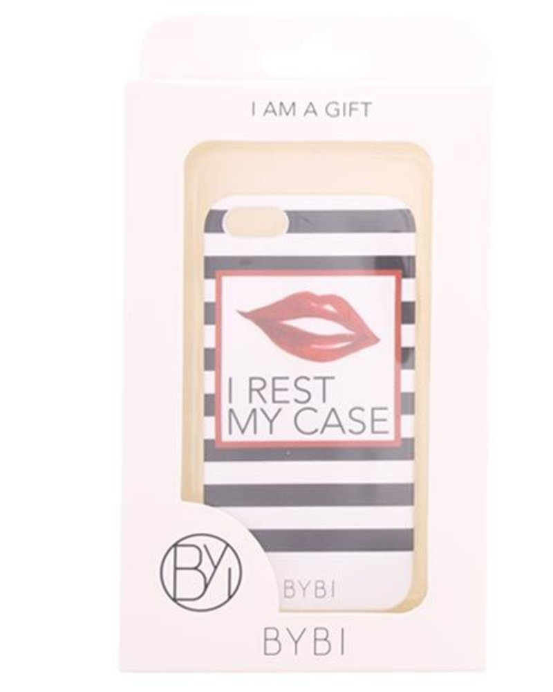 BYBI Lifestyle Fashion Brand I Rest My Case iPhone 5S/5