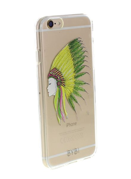 BYBI Smart Accessories Sioux telefoonhoesje iPhone SE