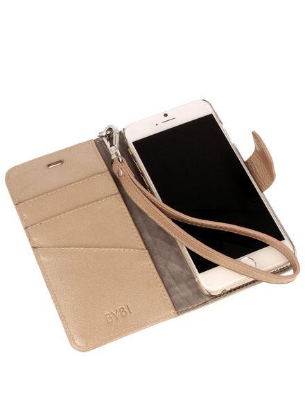 BYBI Smart Accessories Dazzling New York Case Rose Metallic iPhone 6S/6