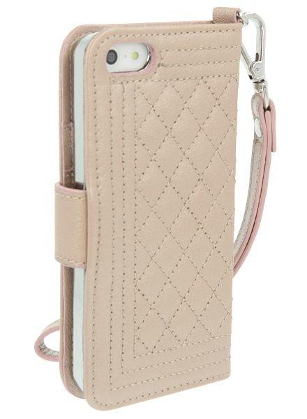 BYBI Lifestyle Fashion Brand Dazzling New York Case Rose Metallic iPhone SE