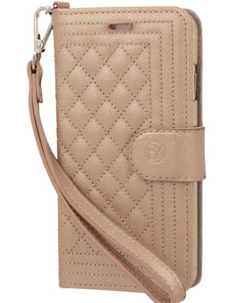 BYBI Lifestyle Fashion Brand Dazzling New York Case Rose Metallic iPhone 7