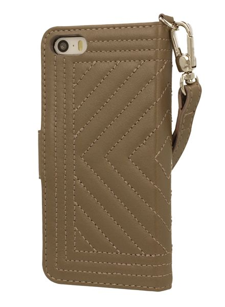 BYBI Smart Accessories Inspiring London Case Khaki iPhone 5S/5