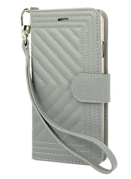 BYBI Lifestyle Fashion Brand Inspiring London Case Grey iPhone 6S/6