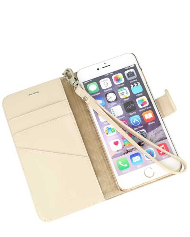BYBI Lifestyle Fashion Brand Inspiring London Case Beige iPhone 6S/6 Plus