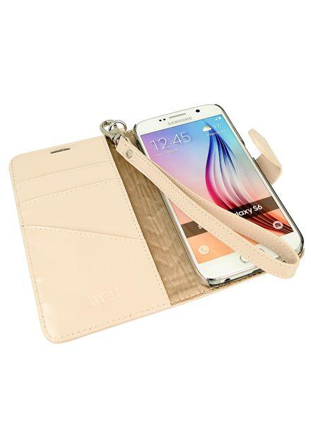 BYBI Smart Accessories Inspiring London Case Beige Samsung Galaxy S6