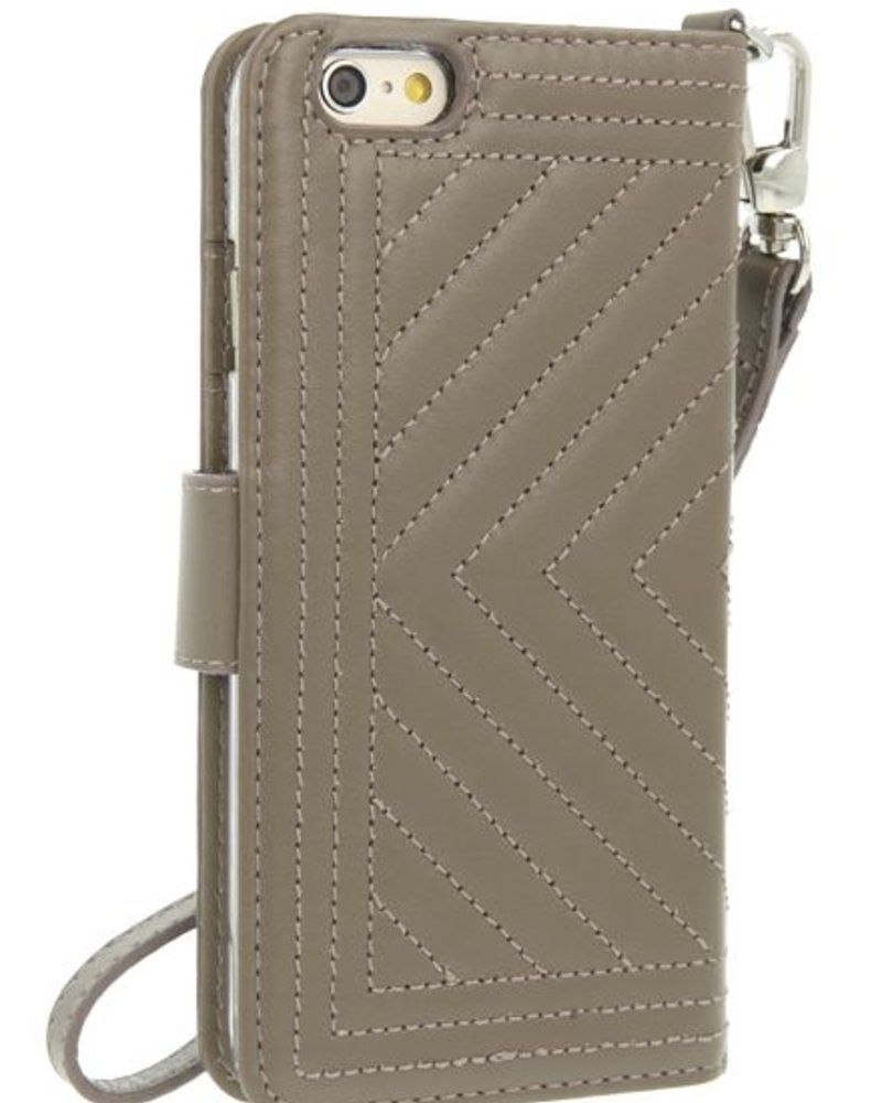BYBI Lifestyle Fashion Brand Inspiring London Case Khaki iPhone 6S/6