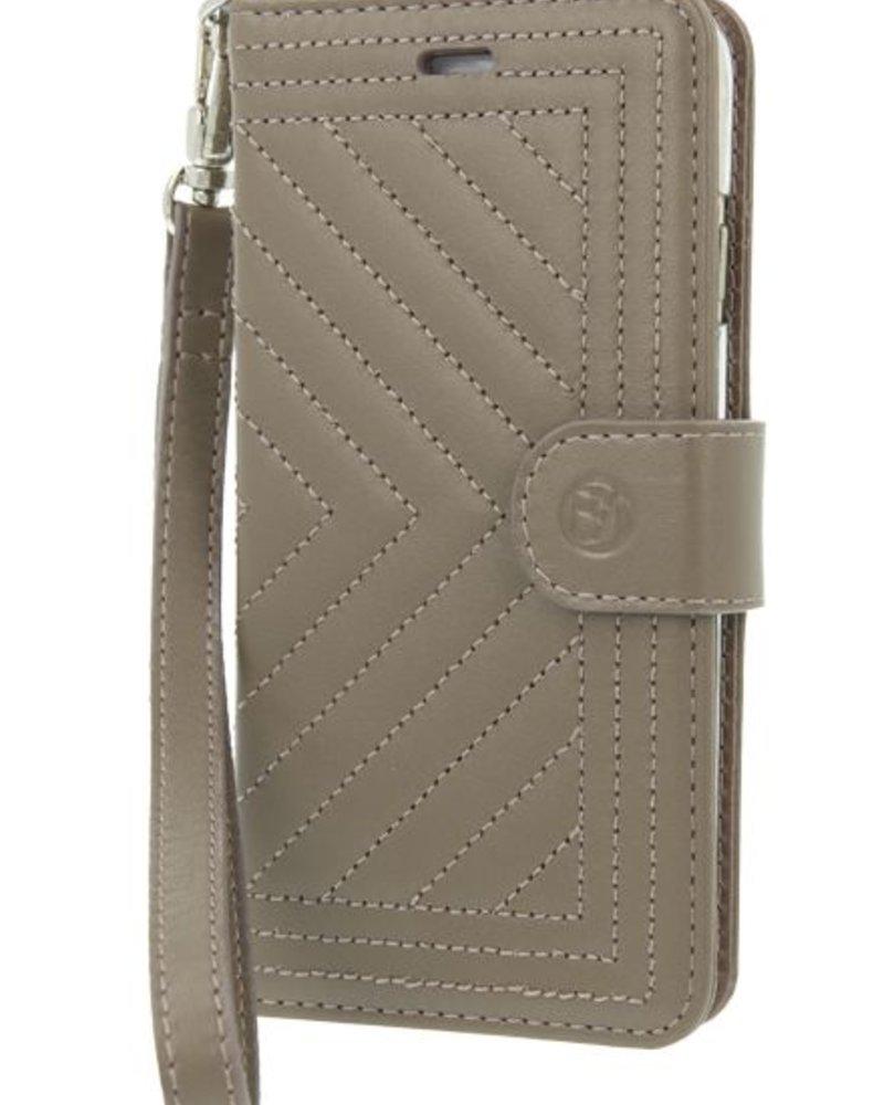 BYBI Lifestyle Fashion Brand Inspiring London Case Khaki iPhone 6S/6