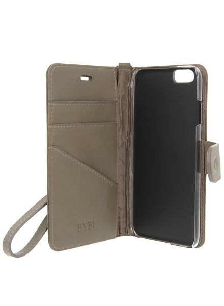 BYBI Smart Accessories Inspiring London Case Khaki iPhone 6S/6