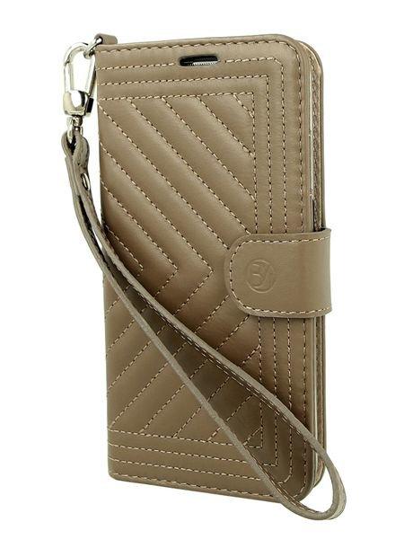 BYBI Lifestyle Fashion Brand Inspiring London Case Khaki Samsung Galaxy S6