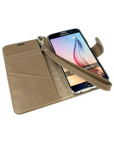 BYBI Smart Accessories Inspiring London Case Khaki Samsung Galaxy S6