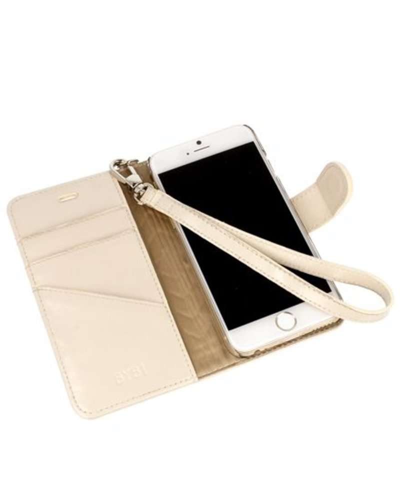 BYBI Lifestyle Fashion Brand Inspiring London Case Beige iPhone 6S/6