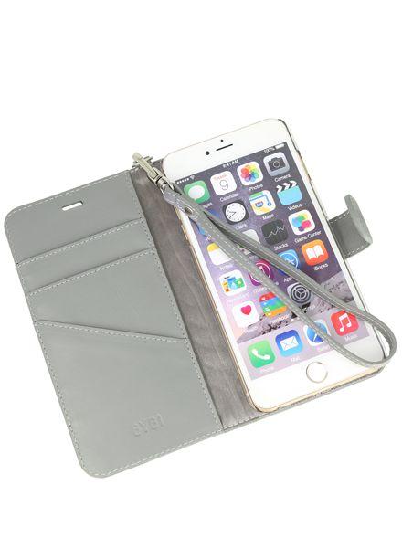BYBI Smart Accessories Inspiring London Hoesje Grijs iPhone 6S/6 Plus