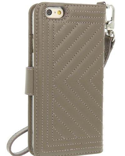 BYBI Smart Accessories Inspiring London Hoesje Khaki iPhone 7