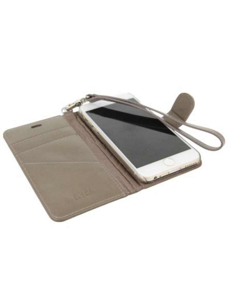 BYBI Lifestyle Fashion Brand Inspiring London Hoesje Khaki iPhone 7