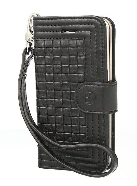 BYBI Smart Accessories Memorable Milano Zwart iPhone 5S/5