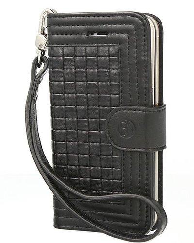 BYBI Smart Accessories Memorable Milano Zwart iPhone SE