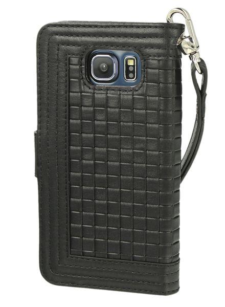 BYBI Smart Accessories Memorable Milano Zwart Samsung Galaxy S6