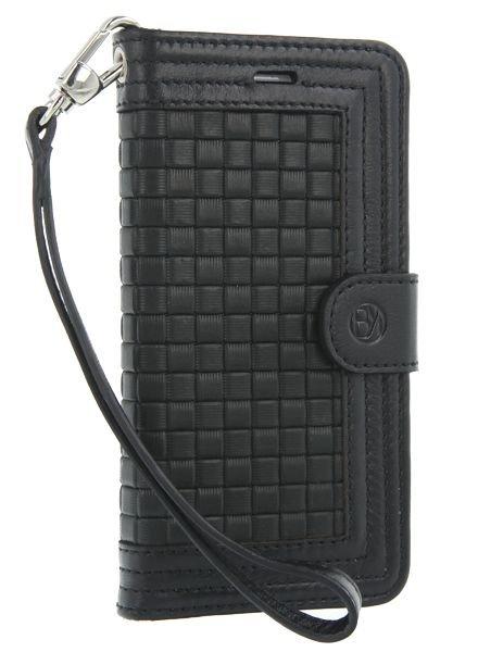 BYBI Lifestyle Fashion Brand Memorable Milano Hoesje Zwart iPhone 7