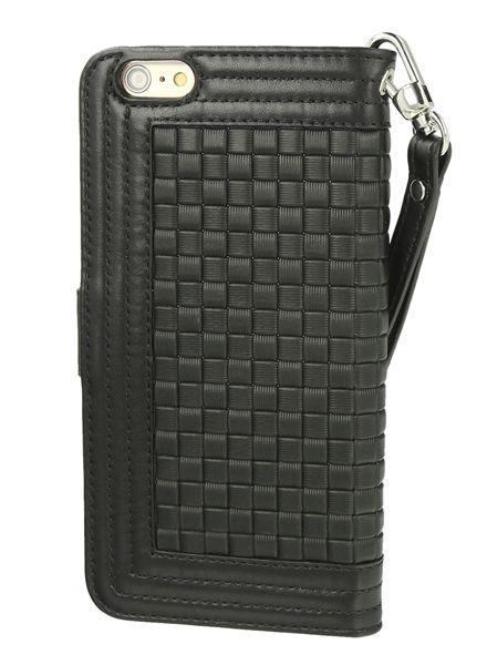 BYBI Smart Accessories Memorable Milano Hoesje Zwart iPhone 7 Plus