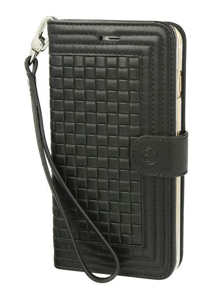 BYBI Lifestyle Fashion Brand Memorable Milano Hoesje Zwart iPhone 7 Plus