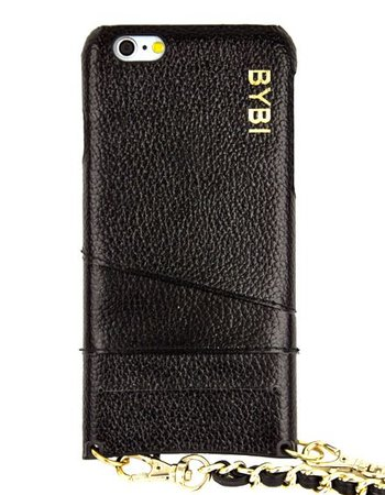 BYBI Smart Accessories I Am Stylish Hoesje Zwart iPhone 6S/6