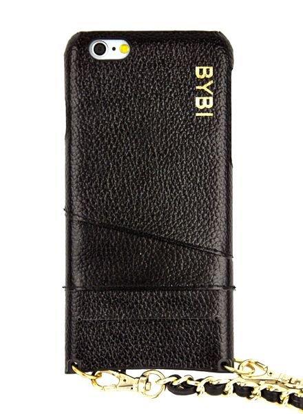 BYBI Lifestyle Fashion Brand I Am Stylish Hoesje Zwart iPhone 6S/6