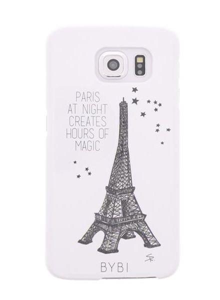 BYBI Smart Accessories Paris At Night... Samsung Galaxy S6