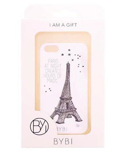 BYBI Smart Accessories Paris At Night... Glow in the dark iPhone SE