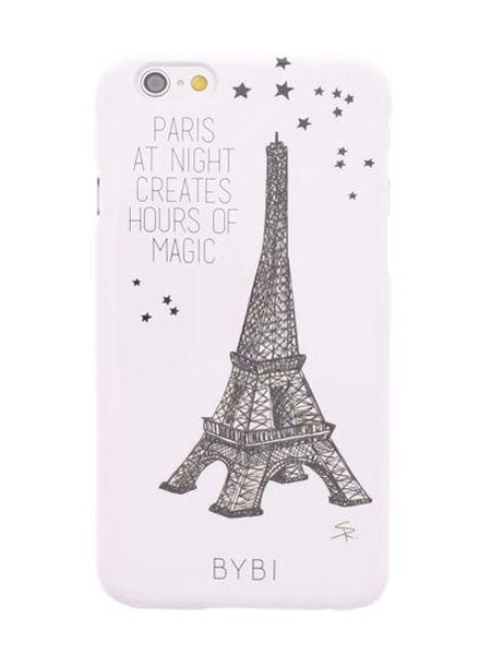 BYBI Lifestyle Fashion Brand Paris At Night... iPhone SE