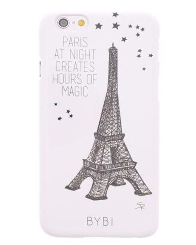 BYBI Lifestyle Fashion Brand Paris At Night... Glow in the dark iPhone SE