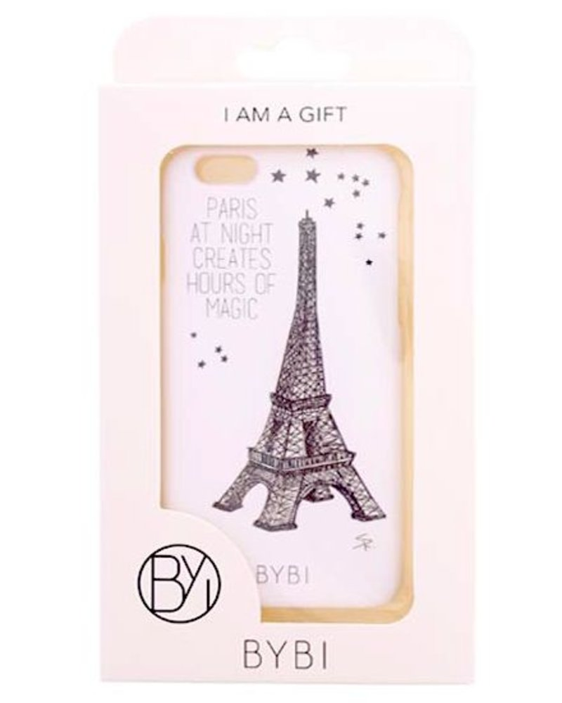 BYBI Lifestyle Fashion Brand Paris At Night... Glow in the dark iPhone 6S/6