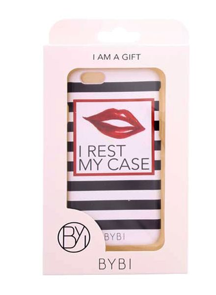BYBI Smart Accessories I Rest My Case iPhone 6S/6