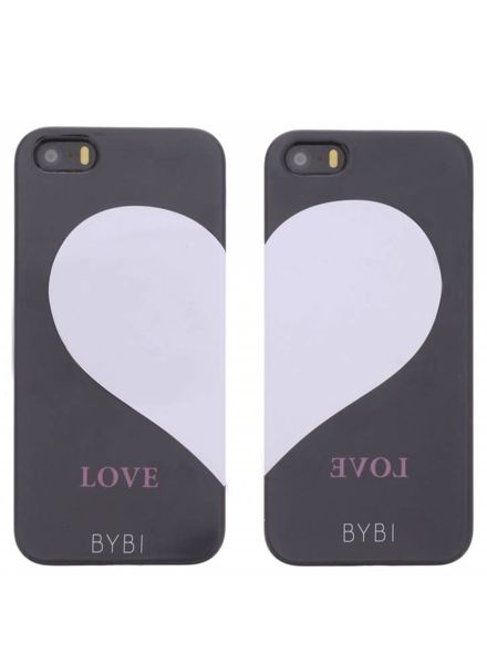 BYBI Smart Accessories Best Friends Combi Set (left&right) iPhone 5S/5