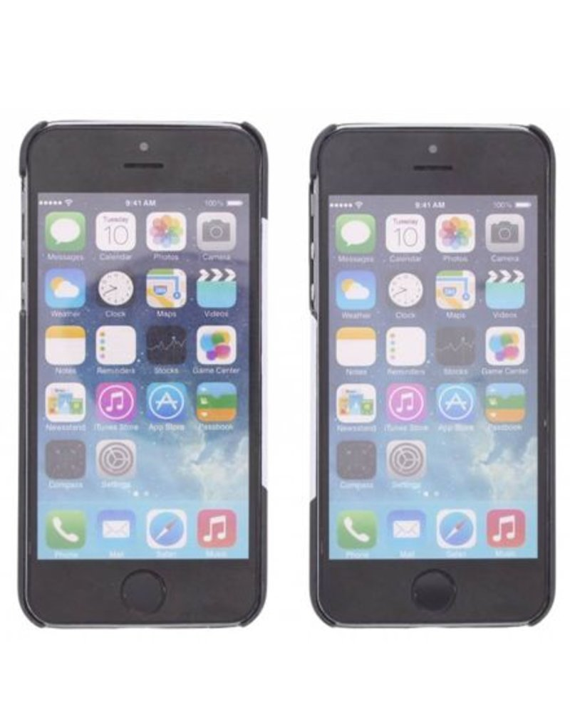BYBI Lifestyle Fashion Brand Best Friends Combi Set (left&right) iPhone 5S/5