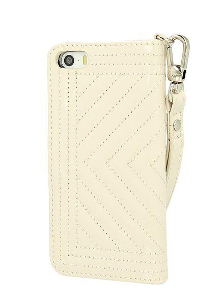 BYBI Smart Accessories Inspiring London Case Beige iPhone 5S/5