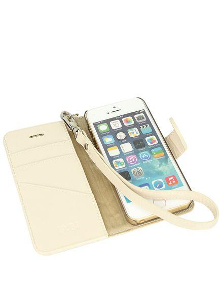 BYBI Smart Accessories Inspiring London Case Beige iPhone SE
