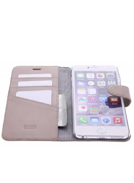 BYBI Smart Accessories Dazzling New York Hoesje Rose Metallic iPhone 7 Plus