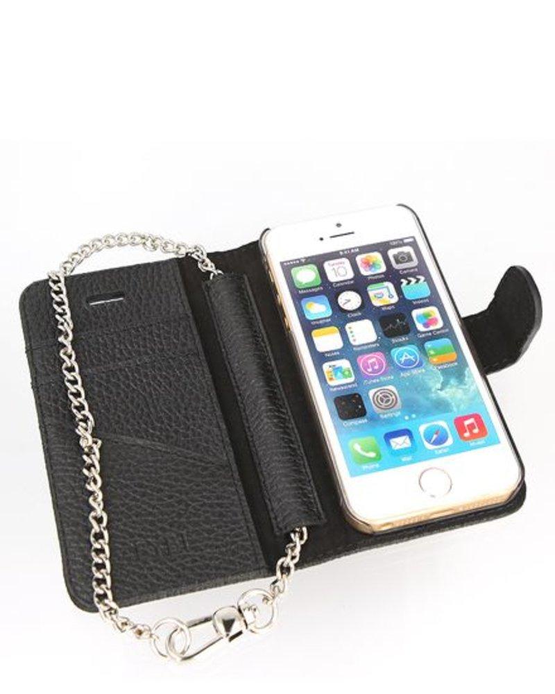 BYBI Lifestyle Fashion Brand Lovely Paris Zwart iPhone SE