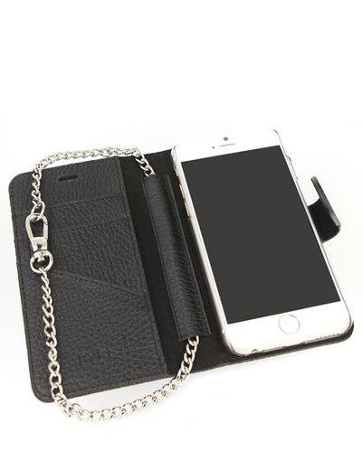 BYBI Smart Accessories Lovely Paris Zwart iPhone 6S/6