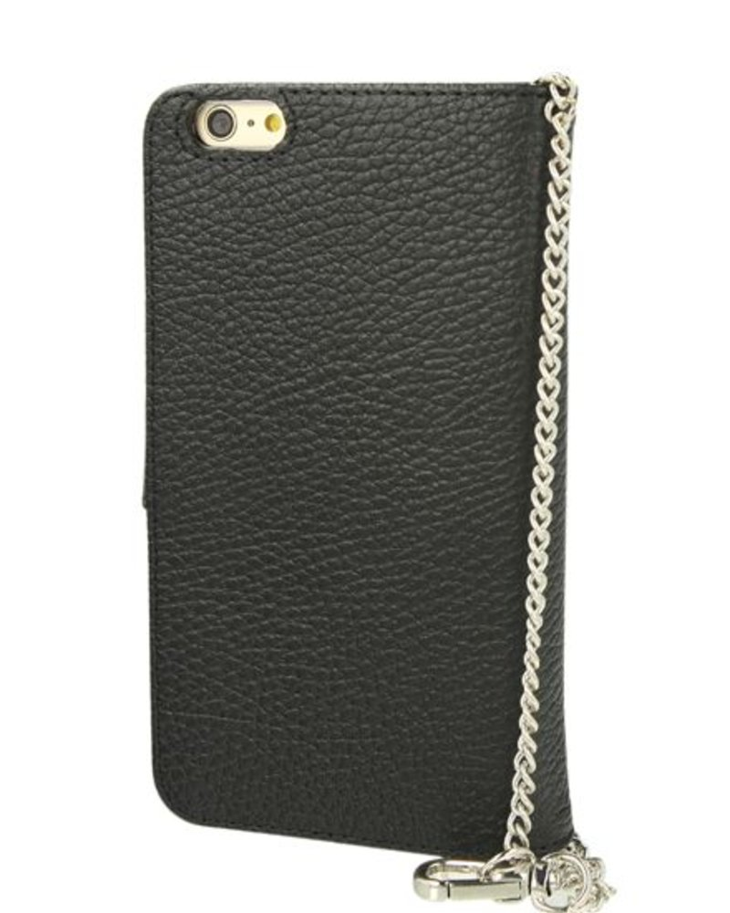 BYBI Lifestyle Fashion Brand Lovely Paris Zwart iPhone 6S/6 Plus