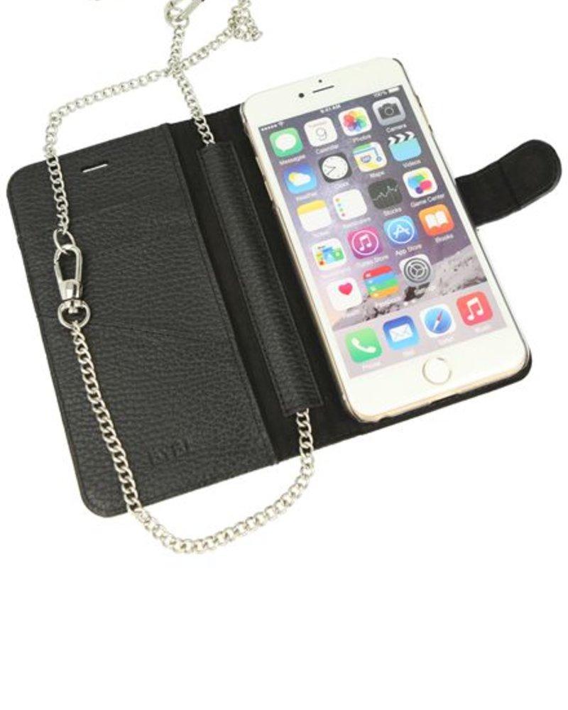 BYBI Lifestyle Fashion Brand Lovely Paris Zwart iPhone 6S/6 Plus