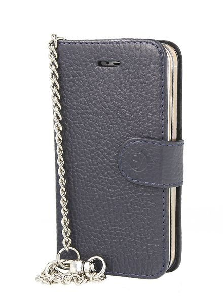 BYBI Smart Accessories Lovely Paris Donker Blauw iPhone SE