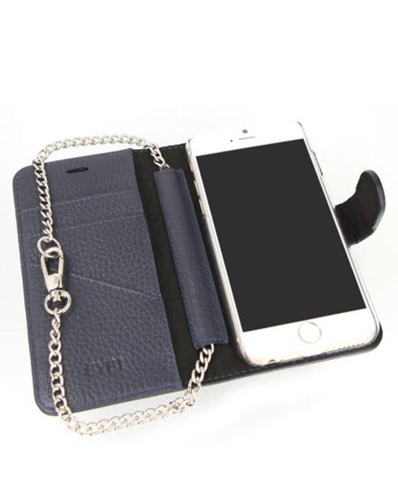 BYBI Lifestyle Fashion Brand Lovely Paris Donker Blauw iPhone 6S/6