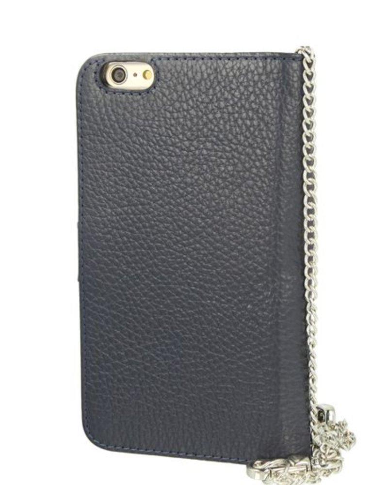 BYBI Lifestyle Fashion Brand Lovely Paris Donker Blauw iPhone 6S/6 Plus